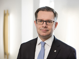Niklas Wiegand, Executive President Other Operations, Bilfinger SE
