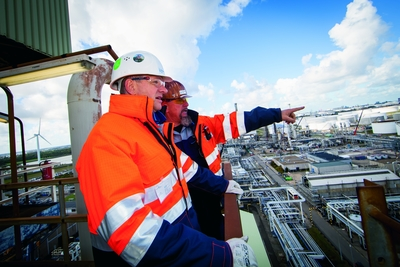 Bilfinger is a specialist for turnarounds of large industrial plants