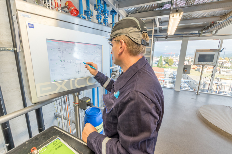Comprehensive industrial services: Under the partnership, Bilfinger provides maintenance, engineering and safety services for Siegfried.