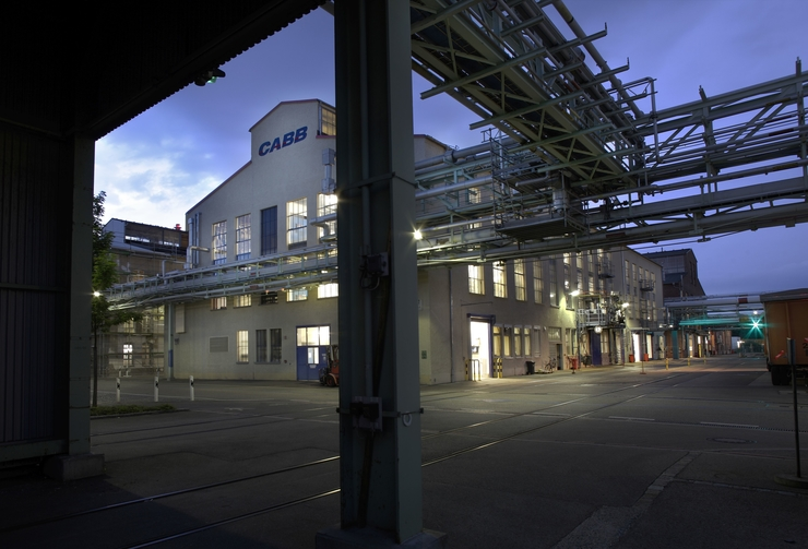 At the production location in Gersthofen, Bilfinger and CABB have launched a digitalization project. (Photo: CABB)