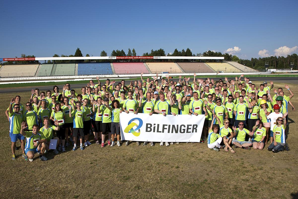 Bilfinger Firmencup 2014 1