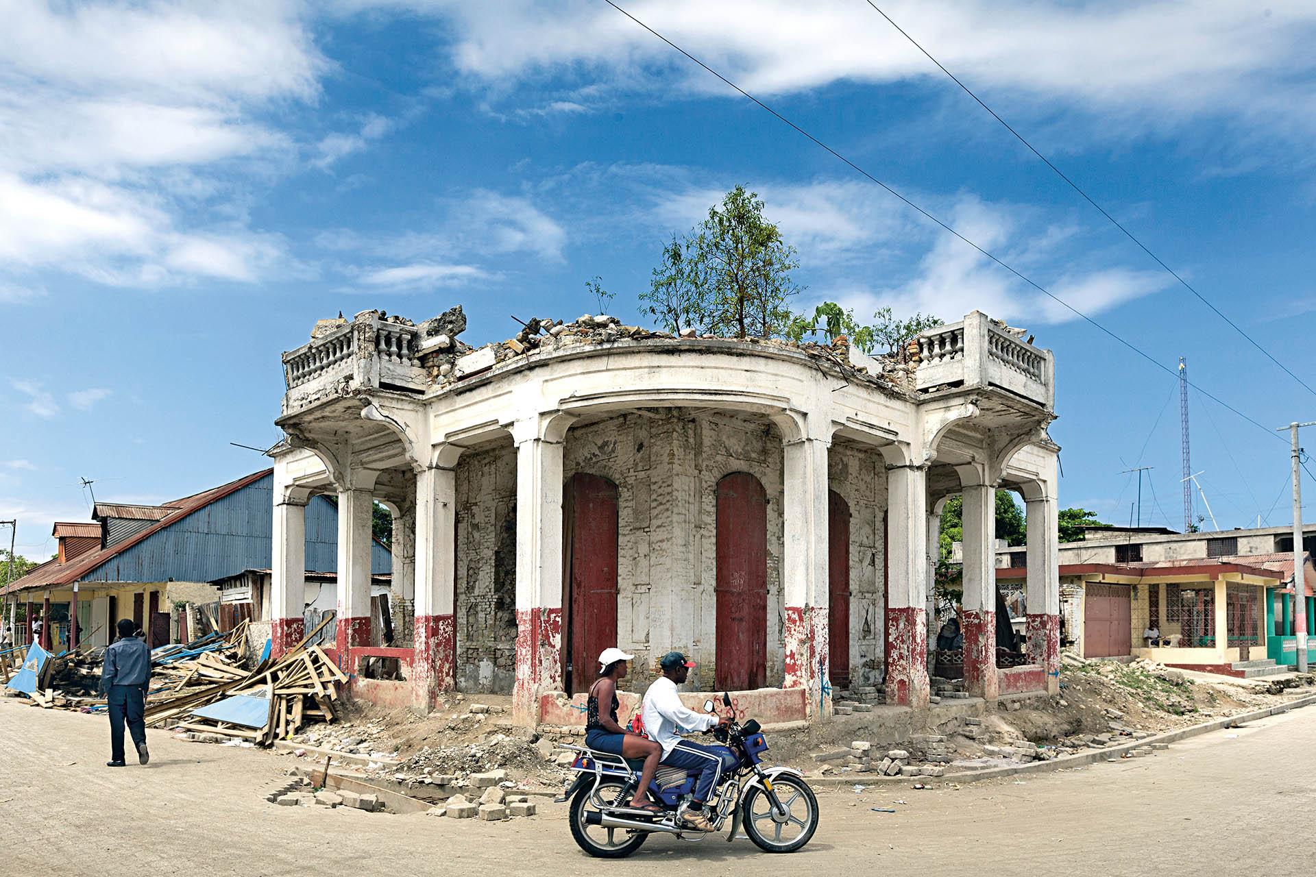 At Home In Haiti Bilfinger Se