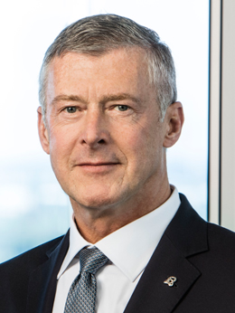 Tom Blades, Chairman of the Executive Board, Bilfinger SE