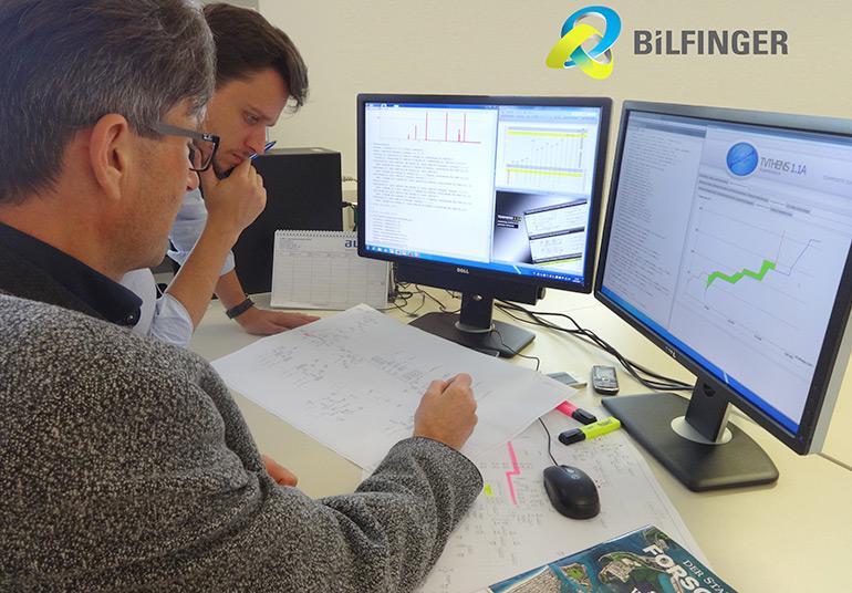 Die Pinch-Analyse ist ein mathematisch anspruchsvolles Verfahren und ermöglicht eine besonders effiziente Berechnung.