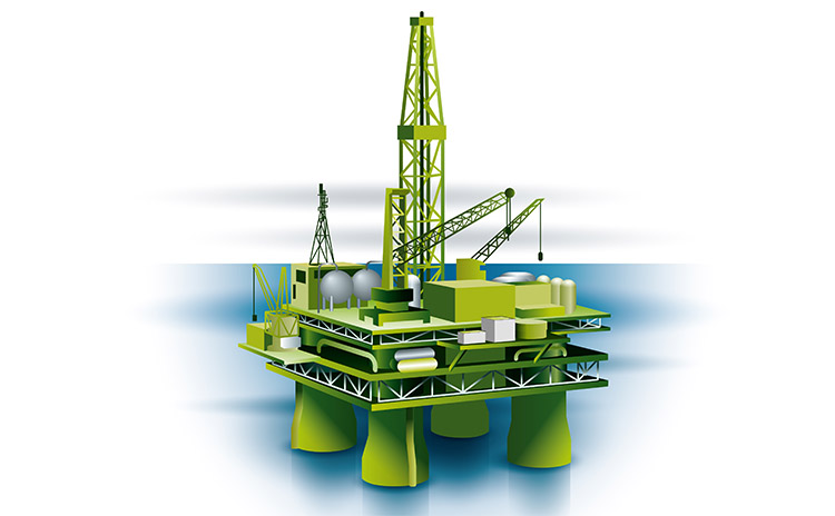 Bilfinger industries, Oil & Gas, Offshore production upstream