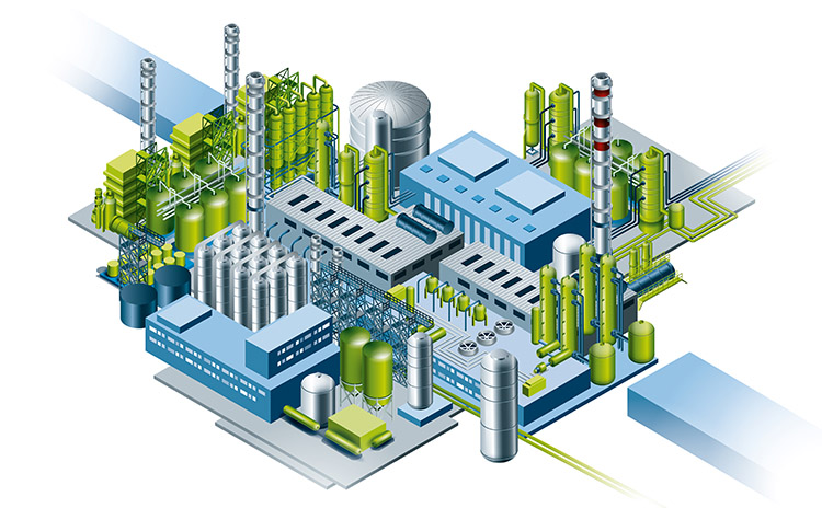 Bilfinger industries, Chemical & Petrochemical, Plastic plant