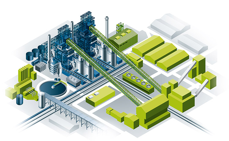 Bilfinger industries, Metallurgy, Steel production