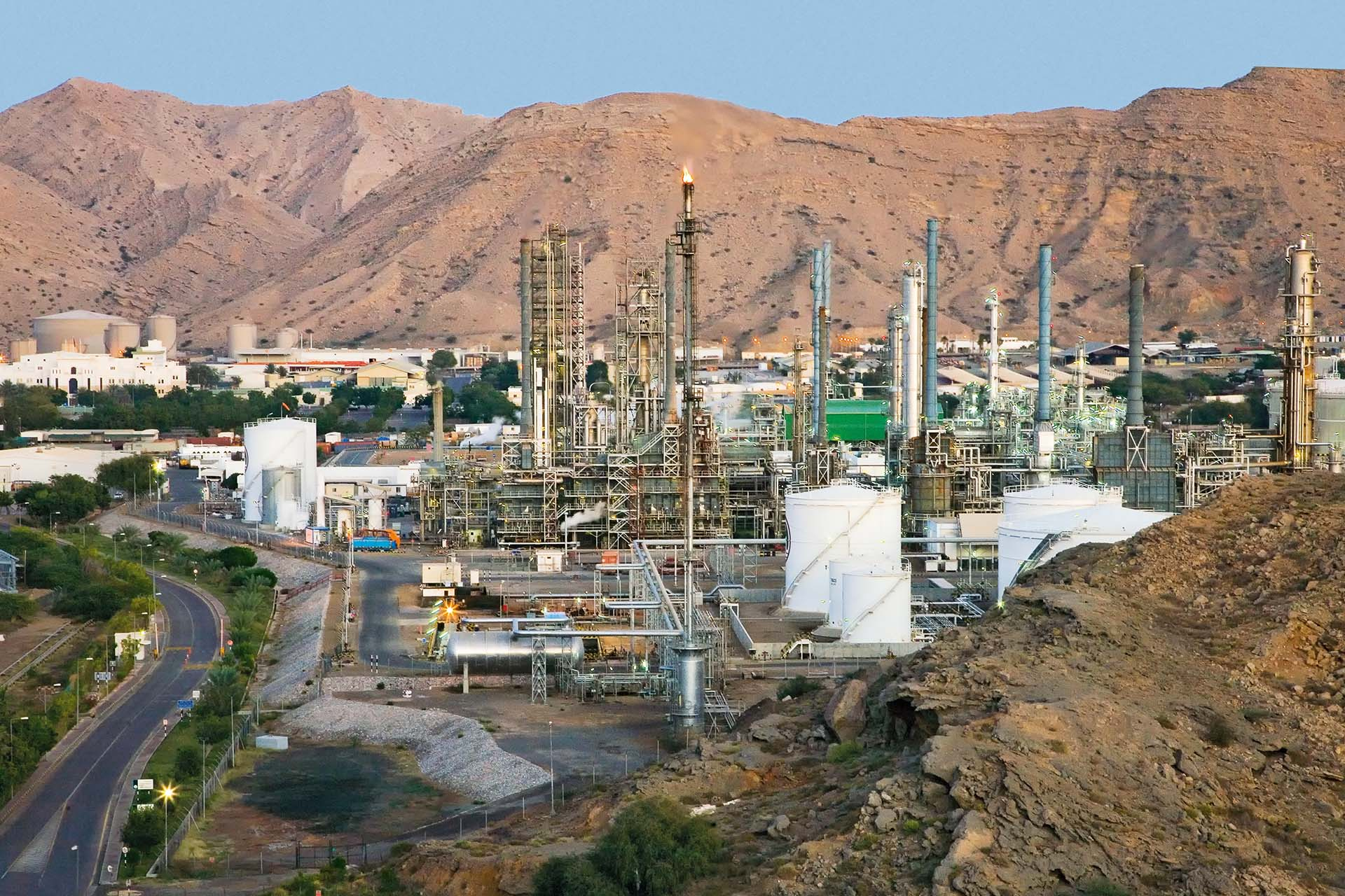Engineering für die Zukunft der Erdölwirtschaft im Oman - Bilfinger SE
