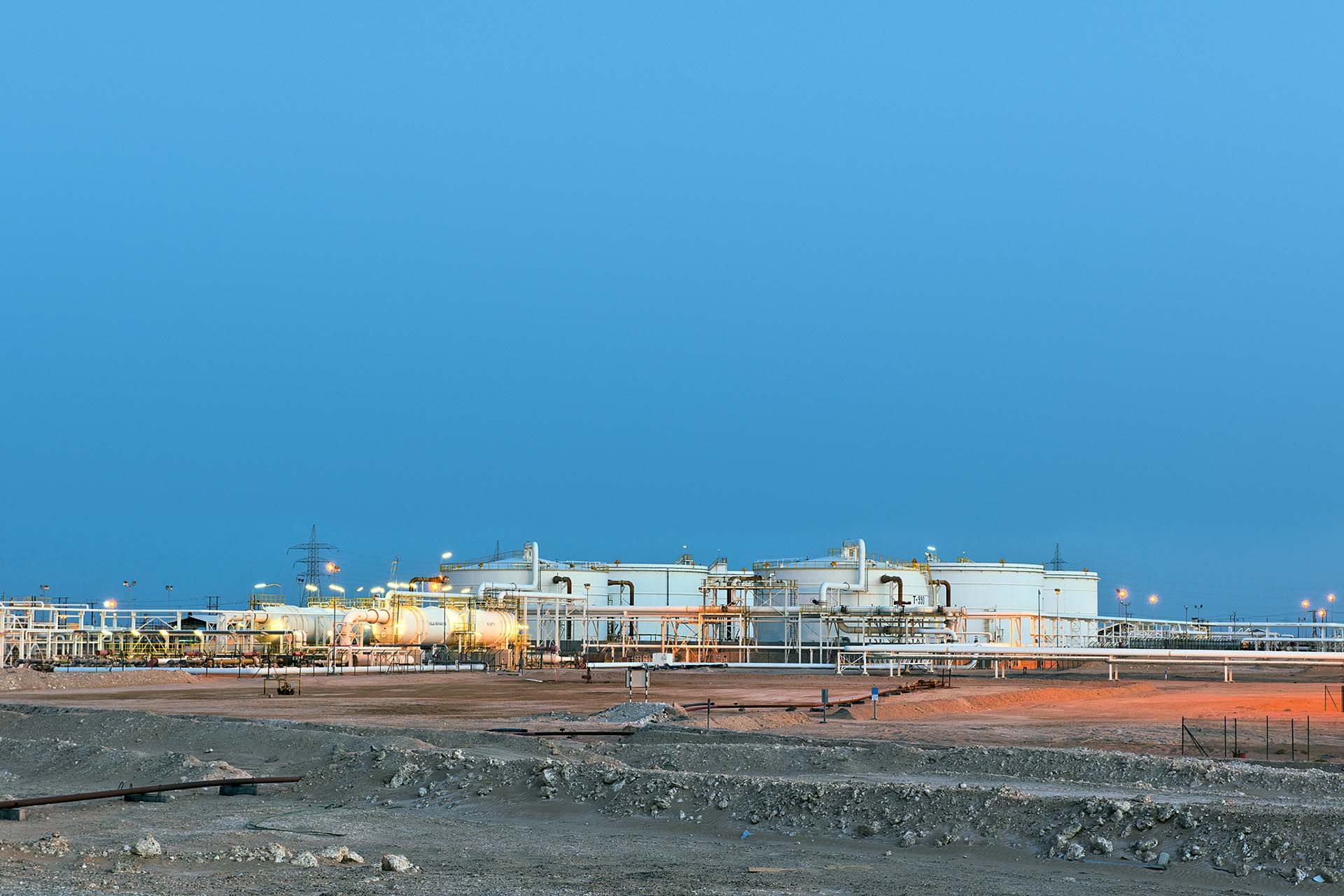 Engineering for the future of the oil business in Oman - Bilfinger SE