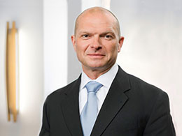 Dr. Michael Löffelmann, Executive President Engineering & Technologies, Bilfinger SE