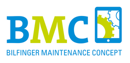 [Translate to English:] Bilfinger Maintenance Concept Logo