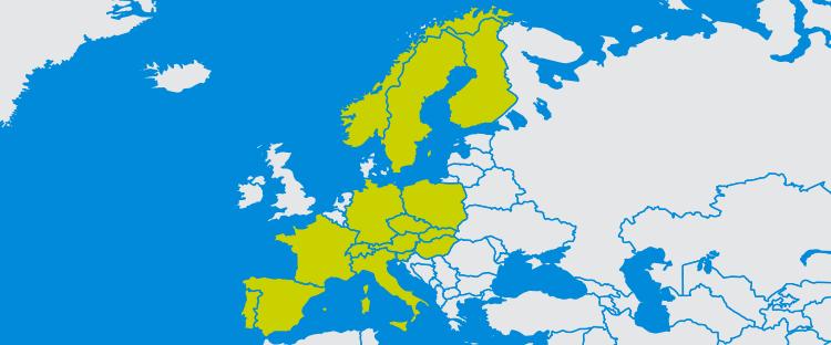 Kontinentaleuropa
