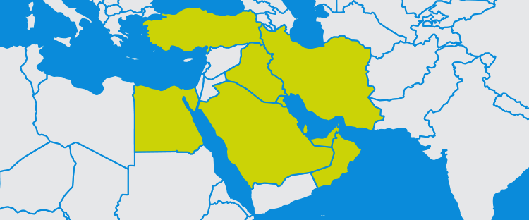 Middle East: consulting and engineering for the industry - Bilfinger SE