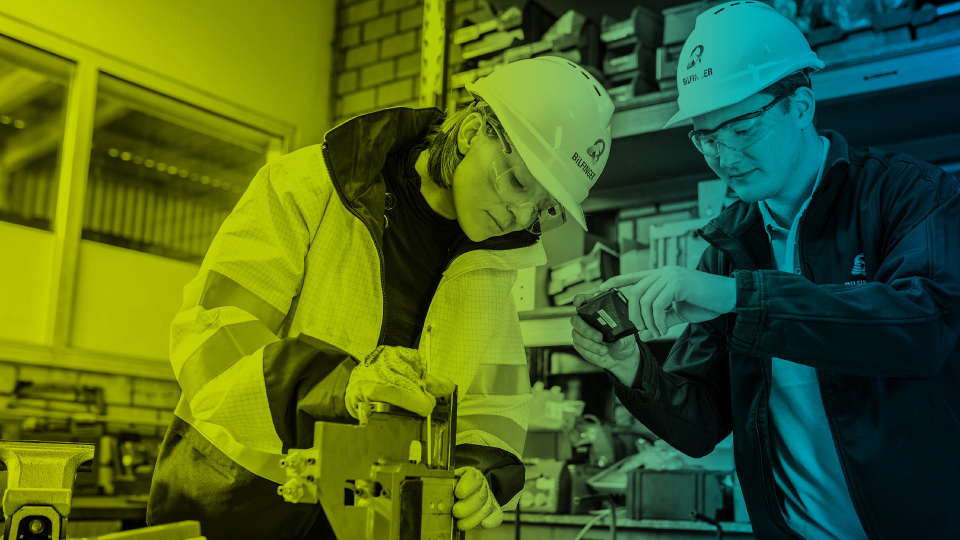 Bilfinger Industrial Services Provider For The Process