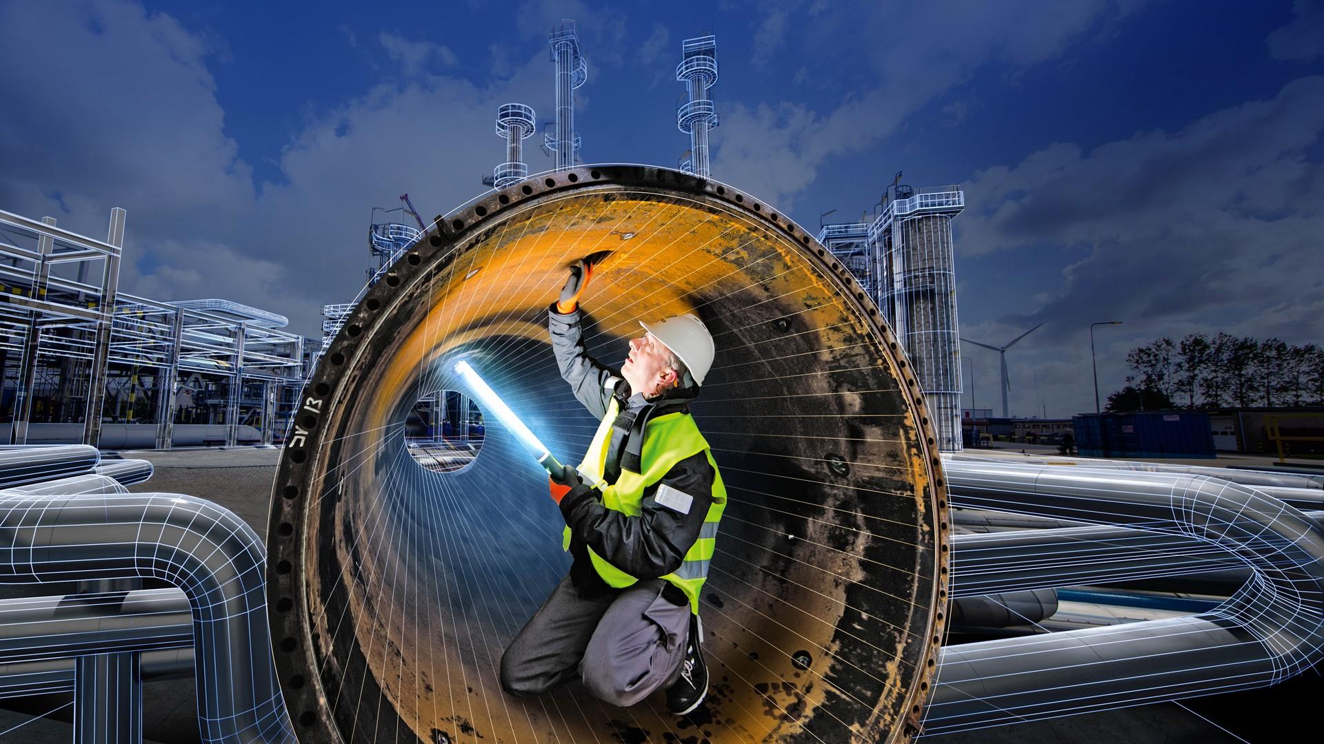 Bilfinger Industrie nstleister für Prozessindustrie
