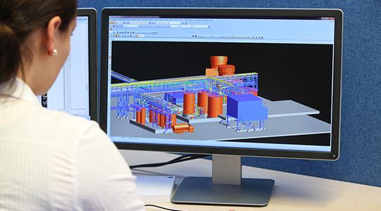 Bilfinger Geschäftsbereich Engineering & Technologies