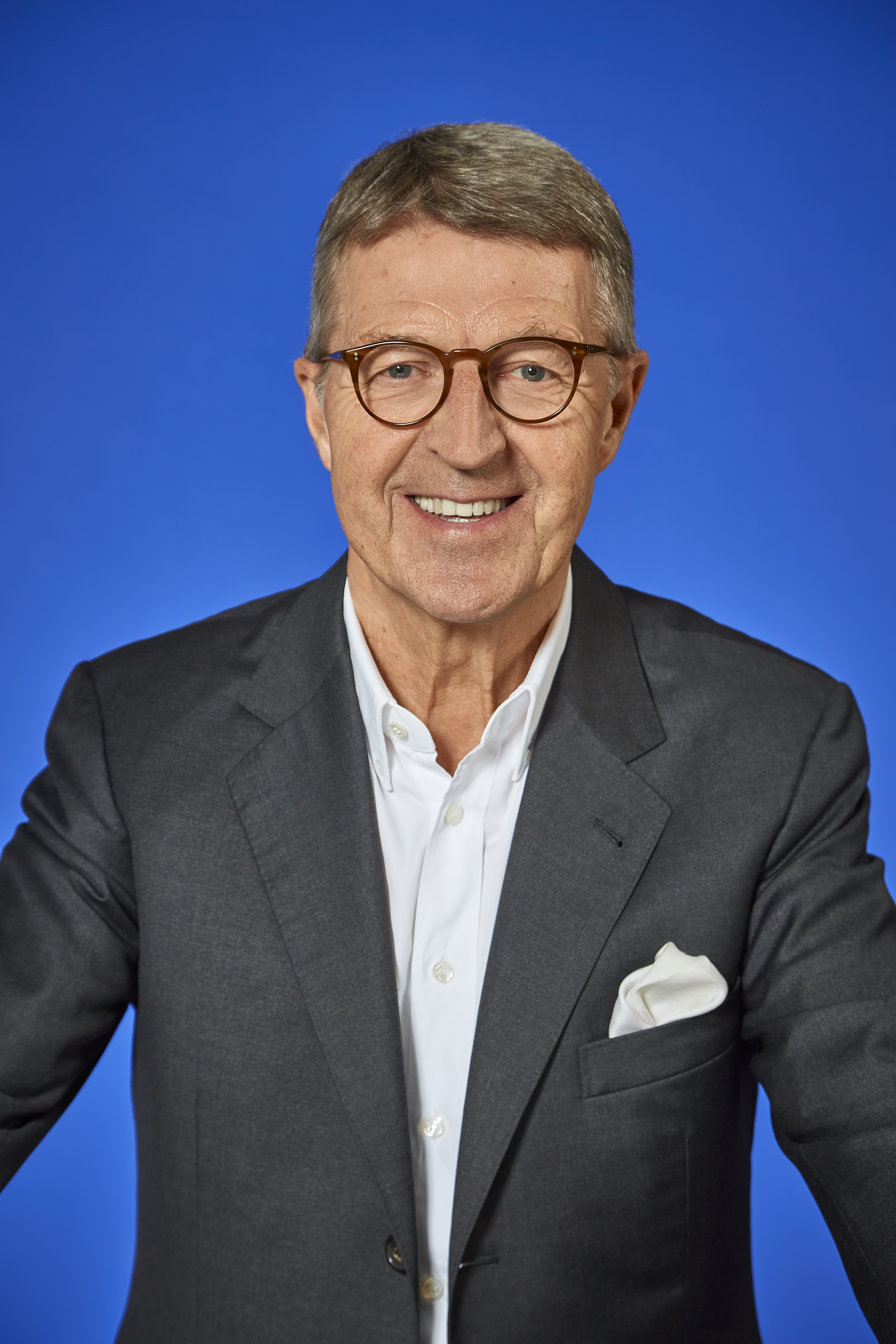 Dr. Eckhard Cordes, Chairman of the Supervisory Board, Bilfinger SE