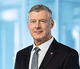 Tom Blades, Chairman of the Executive Board at Bilfinger SE